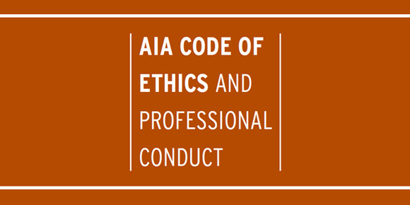 AIA Code of Ethics and Professional Conduct