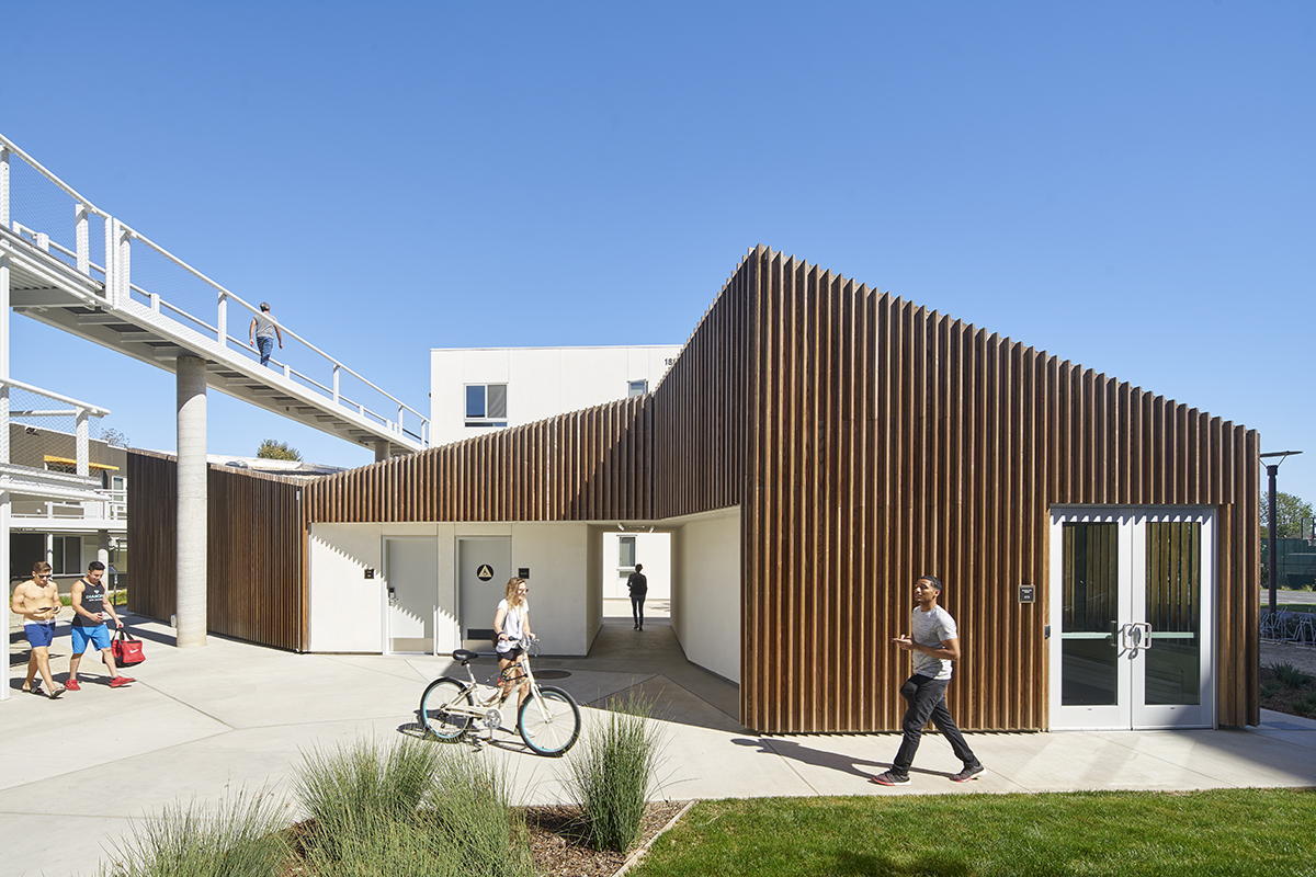 UCSB San Joaquin Housing | Kevin Daly Architects | Merit Award